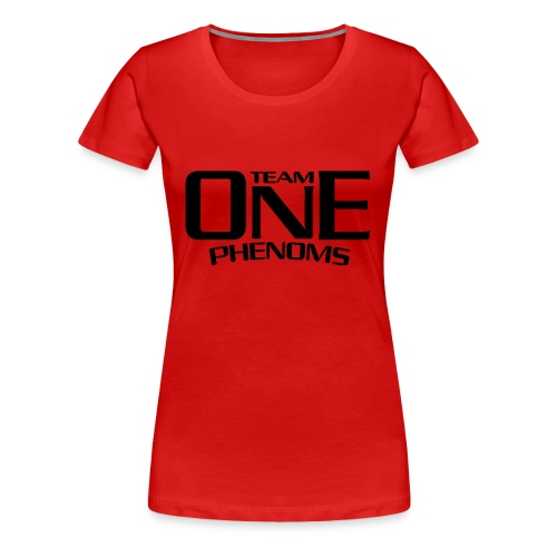 SIMPLE RED - Women's Premium T-Shirt