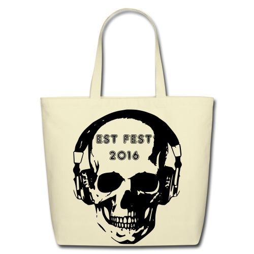 EST Fest 2016 Tote - Eco-Friendly Cotton Tote