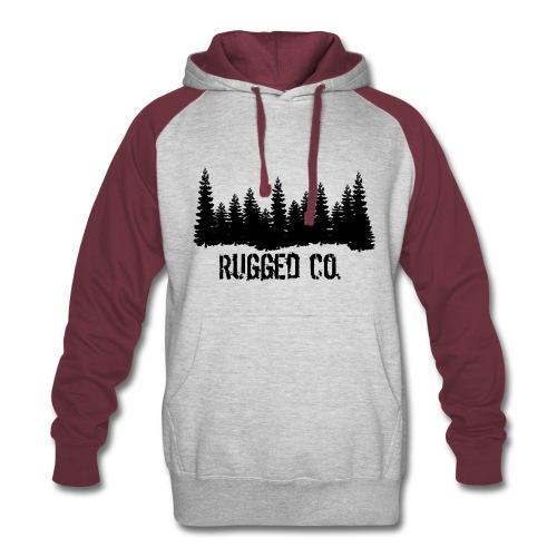 Rugged Co. - Colorblock Hoodie
