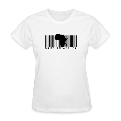 Made in Africa Tee - Women's T-Shirt