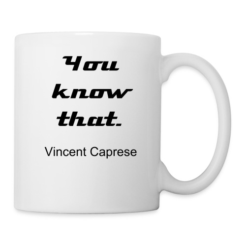 Vincent Mug - Coffee/Tea Mug