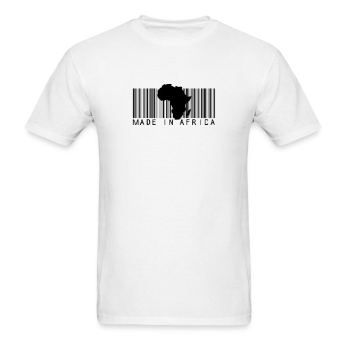 Made in Africa Mens Tee - Men's T-Shirt