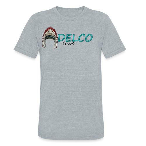 Delco Tribe T-Shirt - Unisex Tri-Blend T-Shirt