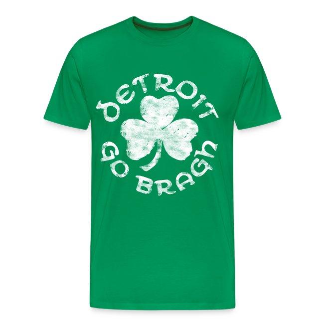 Men's Detroit Go Bragh - Green