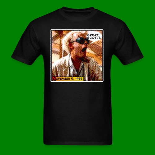 Great Scott! - Men's T-Shirt
