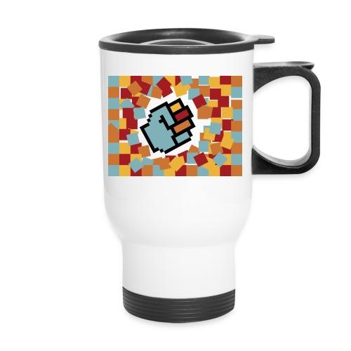 Burst Mug - Travel Mug