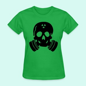 GREEN HAZARD - Women's T-Shirt