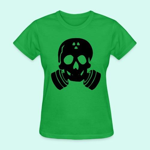 GREEN HAZARD - Women's T-Shirt