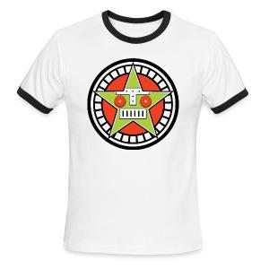 Obey Dtoid - Men's Ringer T-Shirt