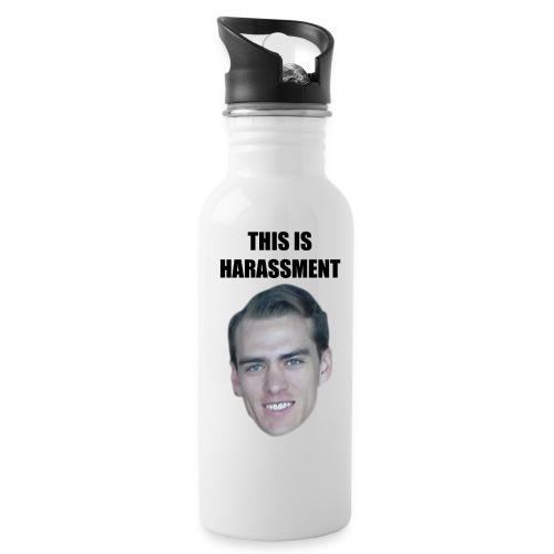 Harassment Water Bottle - Water Bottle