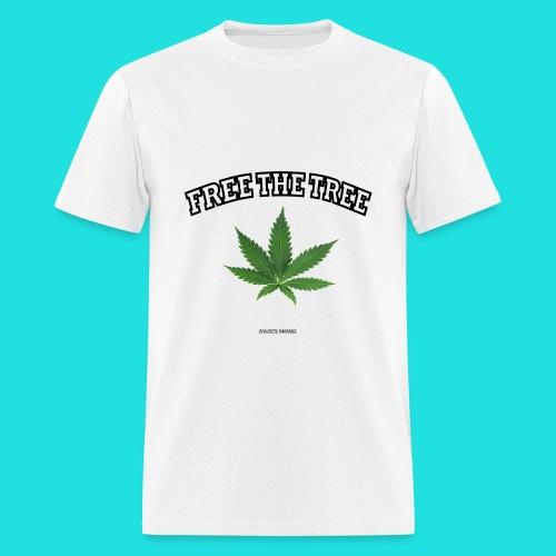 Free the Tree - Men's T-Shirt