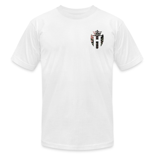 Horizon Shirt w/ Black H Shield (Slim Fit) - Men's Fine Jersey T-Shirt
