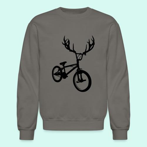 ANTLER BIKE - Crewneck Sweatshirt