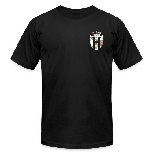 Horizon Shirt w/ White H Shield (Slim Fit)  - Men's Fine Jersey T-Shirt