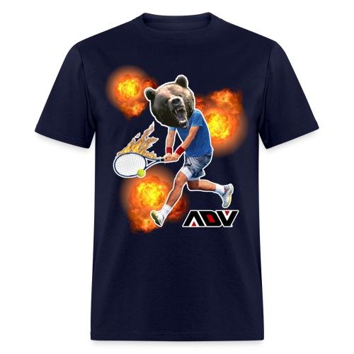 ADV Tennis Beastmode2 - Men's T-Shirt