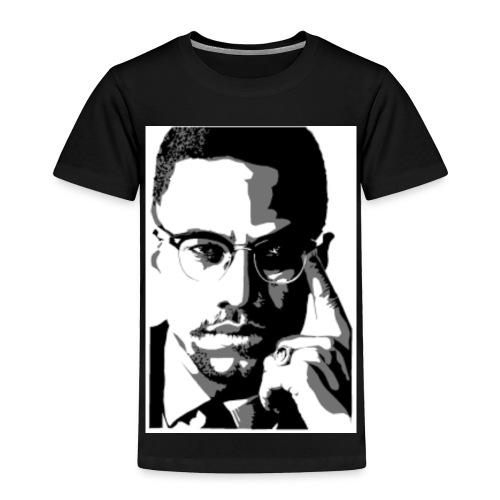 malcolm X - Toddler Premium T-Shirt