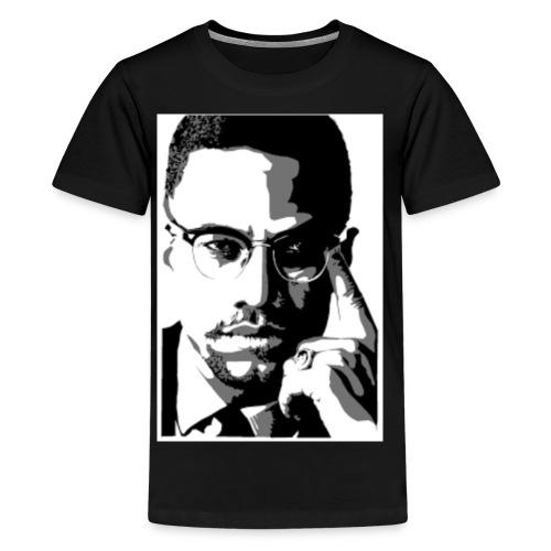 Malcom X  - Kids' Premium T-Shirt
