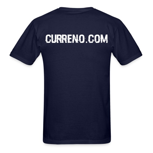 Curreno Logo Shirt - Men's T-Shirt