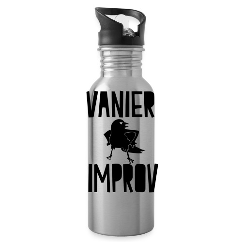 Vanier Improv Water Bottle - Water Bottle
