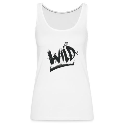 WILD - Women's Premium Tank Top