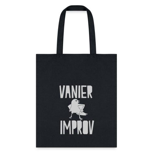 Vanier Improv Tote Bag - Tote Bag