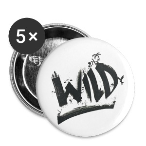 WILD - Small Buttons