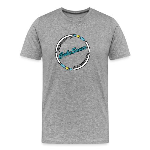 CakeSauce T-Shirt - Men's Premium T-Shirt