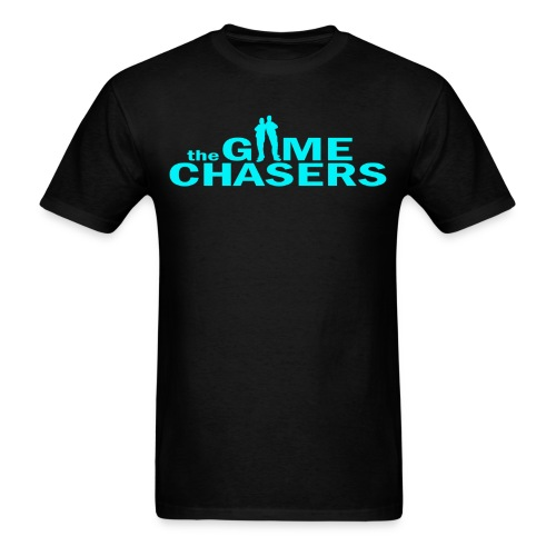 Game Chasers Logo Shirt  - Men's T-Shirt