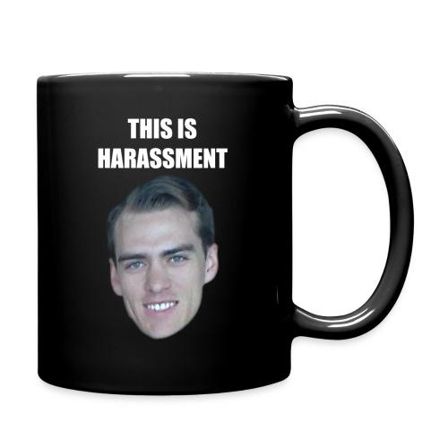 Dark Harassment Mug - Full Color Mug
