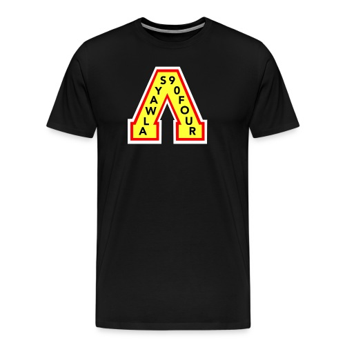 Retro Night - Men's Premium T-Shirt