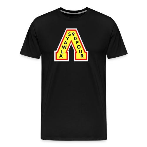 Retro Night - Men's Premium T-Shirt