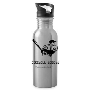 Baseball tonight - Water Bottle