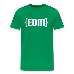 EDM FAN - Men's Premium T-Shirt