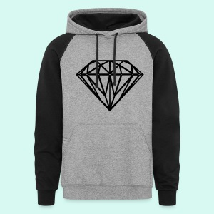 BLACK DIAMOND - Colorblock Hoodie