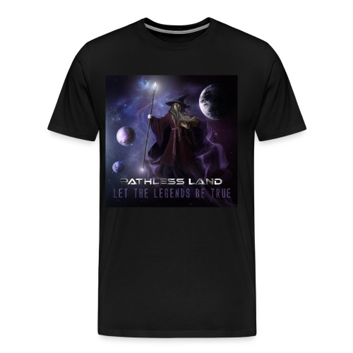 Pathless Land- Let The Legends Be True Shirt - Men's Premium T-Shirt