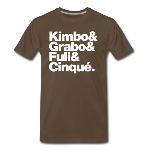 La Amistad Slaves - Men's Premium T-Shirt