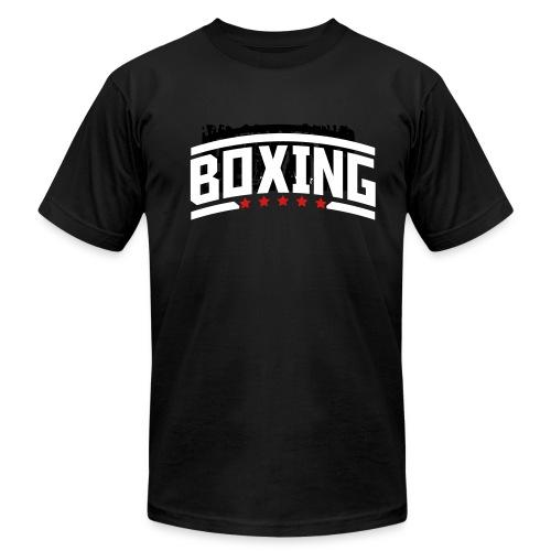 Boxing Champion - Men's Fine Jersey T-Shirt