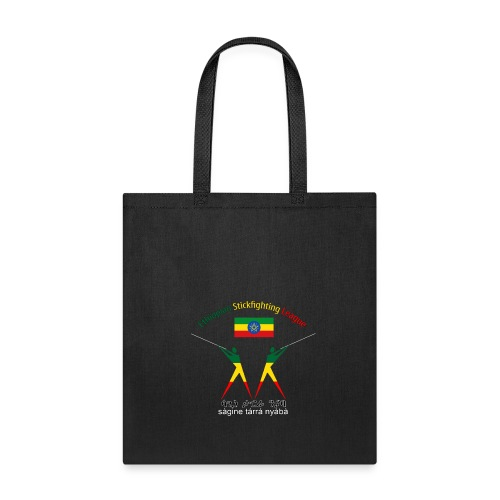 Ethiopian Stickfighting League Tote - Tote Bag