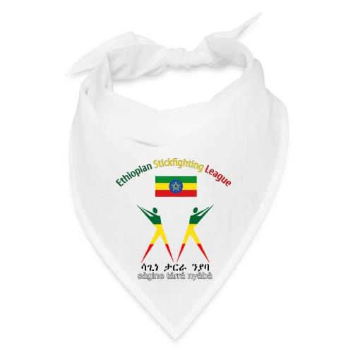 Ethiopian Stickfighting League Bandana - Bandana
