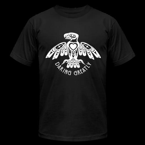 MEN'S DARING GREATLY - Men's Fine Jersey T-Shirt