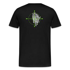 BBA HUNTER - Men's Premium T-Shirt
