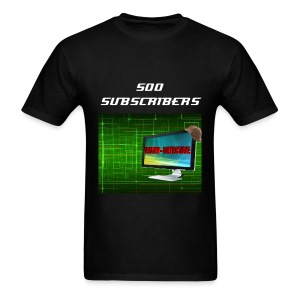 Naley-Detective 500 SUBSCRIBERS Men's Shirt - Men's T-Shirt