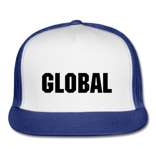 Global Cap - Trucker Cap