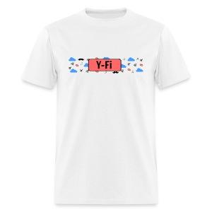 Y-Fi Logo Shirt - Men's T-Shirt