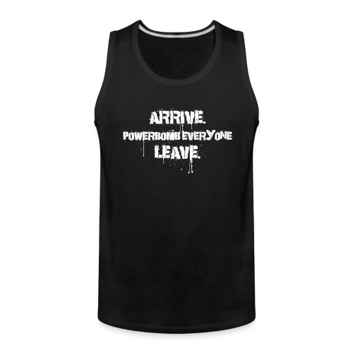 Arrive Powerbomb  - Men's Premium Tank