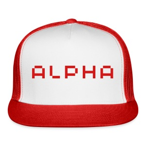 Alpha Hat - Trucker Cap