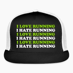 I love running I hate running Sportswear