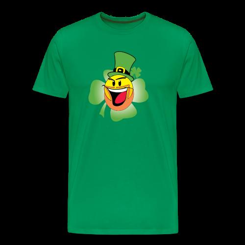 IWS St. Patrick's Day T-Shirt Men - Men's Premium T-Shirt