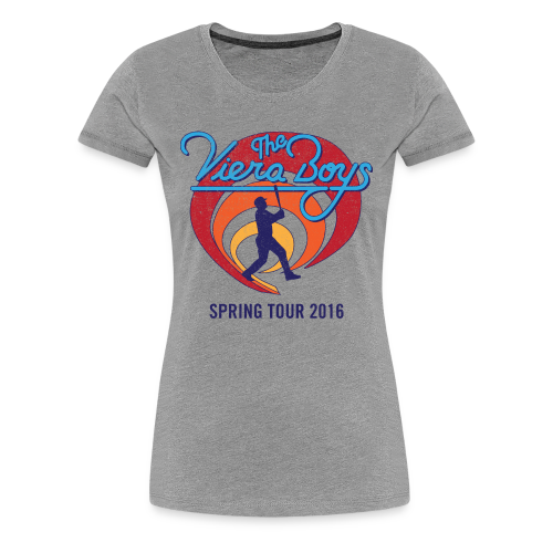 Viera Boys Women's Premium Tee - Women's Premium T-Shirt