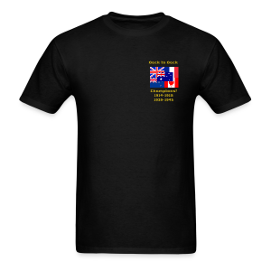 Back to back World Champions - Men's T-Shirt